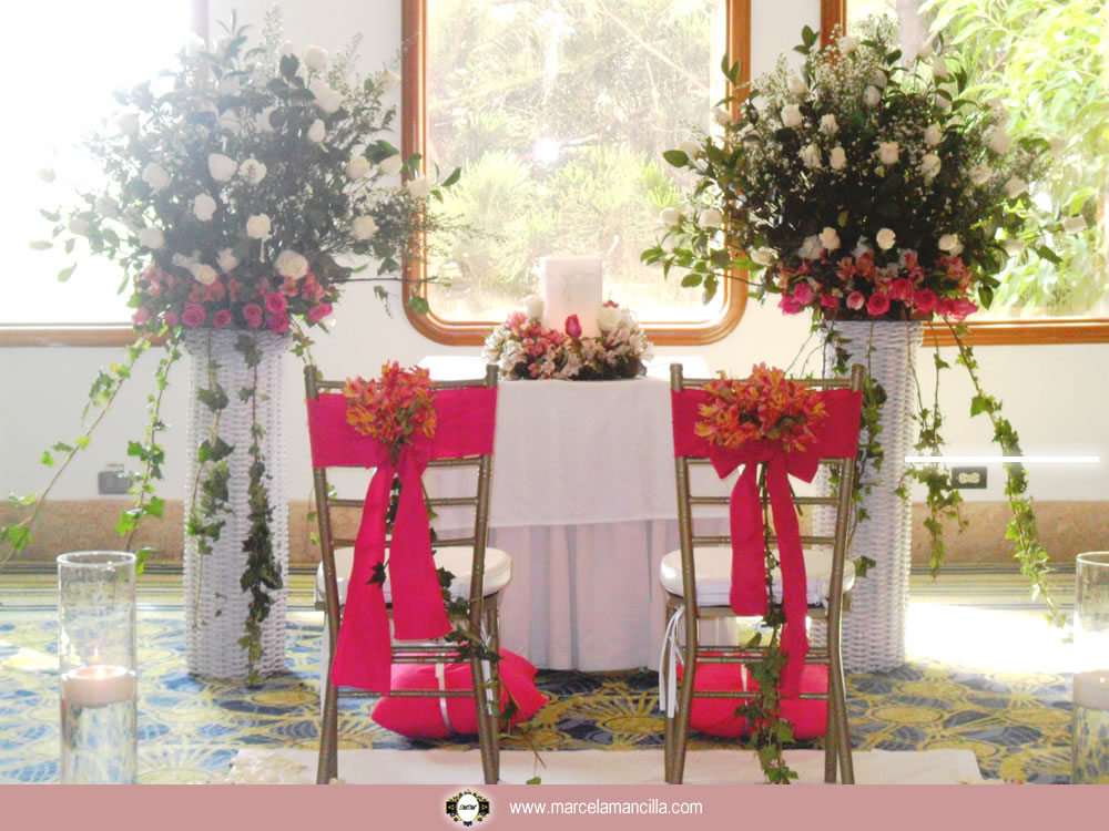 Decoracion para altares iglesias cristianas mexico for Decoracion bodas